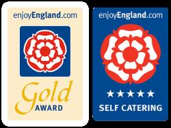 Vist England Gold Award